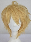 Blonde Wig (Spike,Short,Toma)
