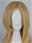 Blonde Wig (Wavy,Medium,Gai)