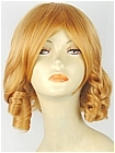 Blonde Wig (Curly,Medium,Hinaichigo)