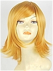 Blonde Wig (Medium,Wavy,Rin)