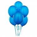 Blue Balloons