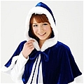 Blue Christmas Cloak (Hannah)