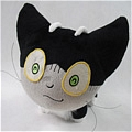 Blue Exorcist Plush (Black)