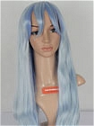 Blue Wig (Curly, Long, Sheryl)