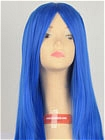 Blue Wig (Long,Straight,CF08)