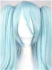 Blue Wig (Long,Straight,Hitsugi)