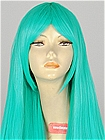 Blue Wig (Long,Straight,Miku CF24)