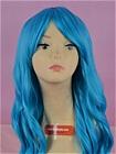 Blue Wig (Long,Wavy,B39)