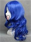 Blue Wig (Medium,Wavy,B35)