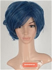 Blue Wig (Short,Curly,Mercury)