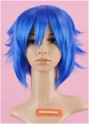 Blue Wig (Short,Spike,DZSP,CF29)