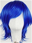 Blue Wig (Short,Spike,Kaito HS30)
