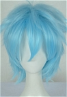 Blue Wig (Short,Spike,Karoku)