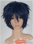 Blue Wig (Short, Spike, Rin)