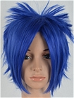 Blue Wig (Short,Spike,YDK CF01)