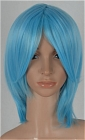 Blue Wig (Short, Straight, Ice)