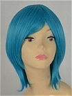 Blue Wig (Short,Straight, XSP01LL,CF39)
