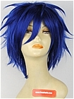 Blue Wig (Spike,Short,Kaito CF11)