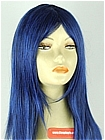 Blue Wig (Straight,Medium,XLS CF19)