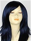 Blue Wig (Wavy,Medium,Lal CF21)