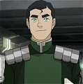 Bolin Cosplay (Earth Empire Uniform) from The Legend of Korra