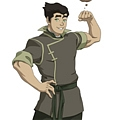 Bolin Cosplay from The Legend of Korra