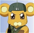 Bonta Kun Costume (Fixed Size) Desde Full Metal Panic!
