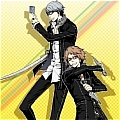 Seta Cosplay (Uniform) Da Persona 4