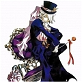 Break Costume De  Pandora Hearts