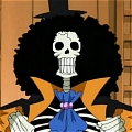 Brook Cosplay Da One Piece
