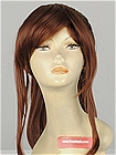 Brown Wig (Clips on, Medium, Jupiter)
