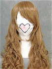 Brown Wig (Long,Curly,B29)