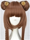 Brown Wig (Long,Pigtail,Lolita)