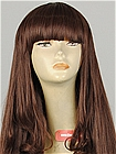 Brown Wig (Long Wavy Aoi)