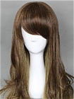 Brown Wig (Long,Wavy,B04)
