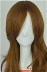 Brown Wig (Long, Wavy, Himeko)