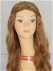 Brown Wig (Long,Wavy,Lannister)
