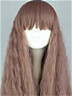 Brown Wig (Long,Weavy,Lolita,19)