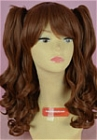 Brown Wig (Medium,Clip,B38)