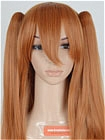 Brown Wig (Medium,Straight,Asuka)