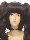 Brown Wig (Medium, Weavy, BOB, 13)
