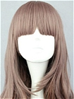 Brown Wig (Medium,Weavy,Lolita,24)