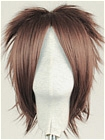 Brown Wig (Short,Spike,HS12)