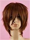 Brown Wig (Short,Spike,Teito)