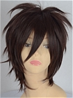 Brown Wig (Short, Spike,XSP04KF, CF31)