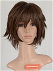 Brown Wig (Short, Spike,XSP04KKZ, CF31)