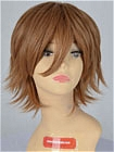 Brown Wig (Short,Spike,Yuki)