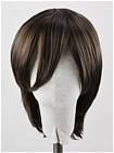 Brown Wig (Short, Straight, GHW10)