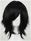 Black Wig (Short,Straight,Kazuya)