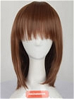 Brown Wig (Short,Straight,Ringo)